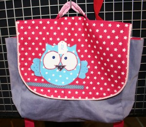Cartable Hibou